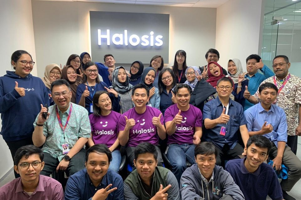 Startup Chatbot, Halosis Dapat Modal Rp 16,8 Miliar