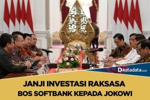 investasi softbank