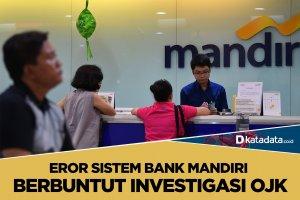 Bank mandiri Eror