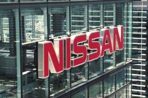 Logo Nissan Motor Co