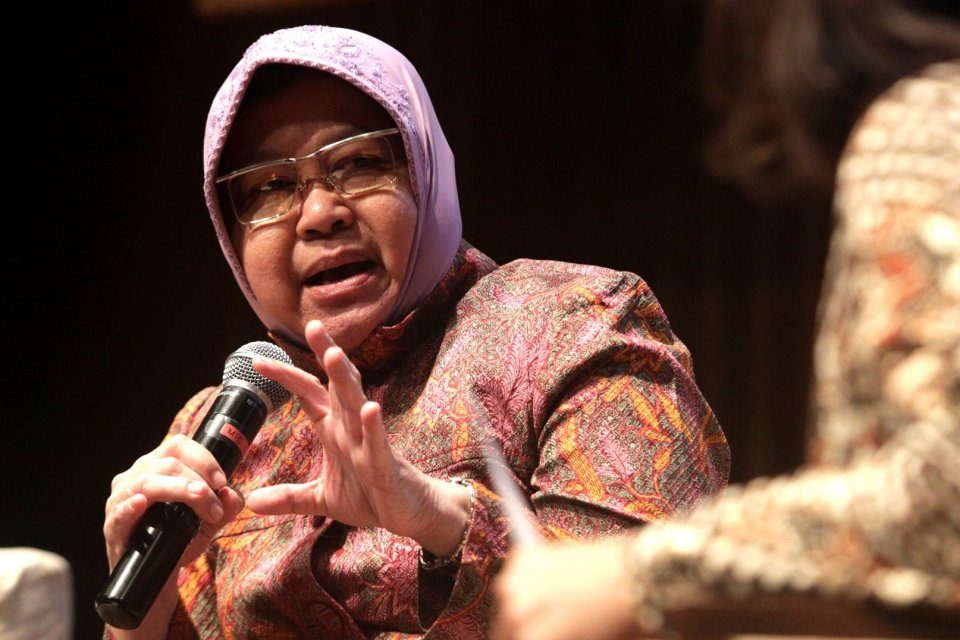 Tri Rismaharini, Gubernur DKI Jakarta, kabinet Jokowi