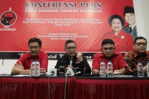 Kongres V PDIP di Bali