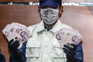 Barang Bukti OTT Korupsi Angkasa Pura II