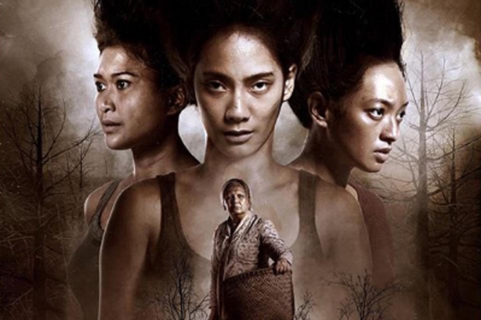 Poster teaser Perempuan Tanah Jahanam.
