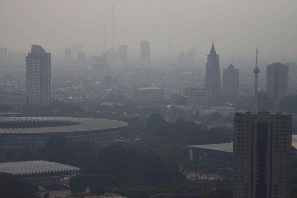Polusi Jakarta, Instruksi Gubernur Pengendalian Kualitas Udara, Kualitas Udara Jakarta