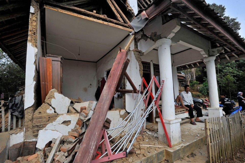 gempa banten, gempa hari ini, gempa bumi