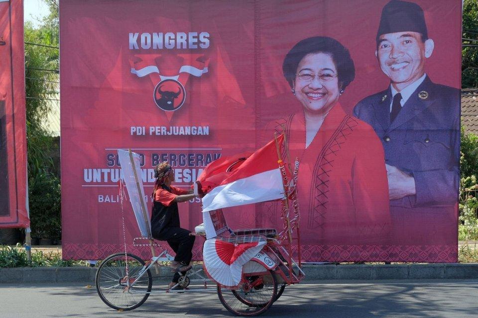 PDIP, PDI Perjuangan, megawati, hasto Kristiyanto pengurus DPP PDIP 2019-2024