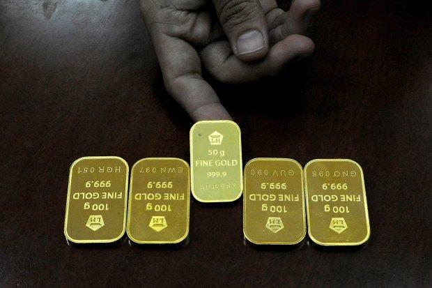 Harga emas, Antam, Daftar Harga Emas