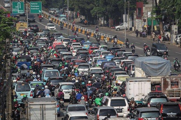 bank dunia, kemacetan