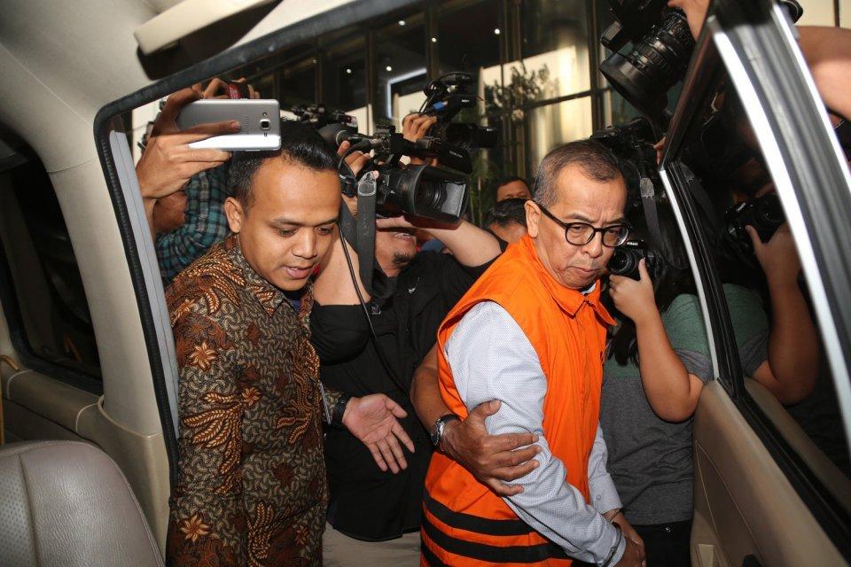 KPK, Garuda Indonesia, Korupsi