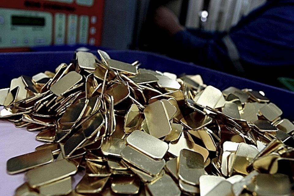 Harga emas hari ini cetak rekor