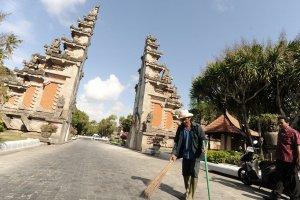 Ilustrasi Gempa Bali