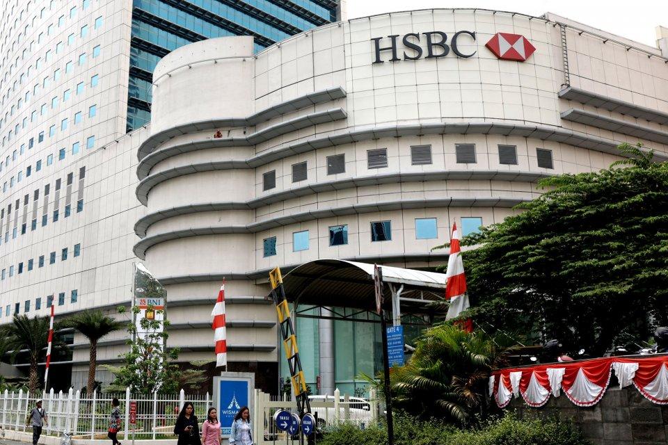 hsbc, phk karyawan, pemangkasan karyawan