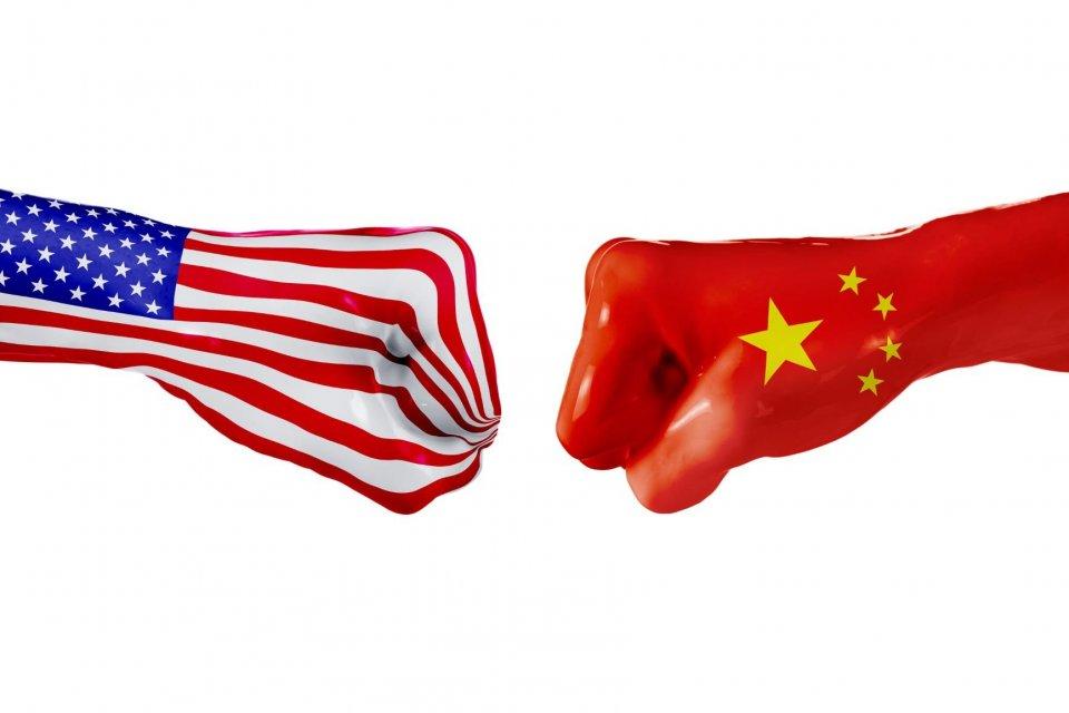 Perang Dagang, Perang dagang China Amerika