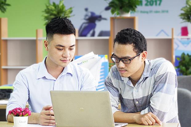Ilustrasi, layanan konsultasi bisnis dari KiotViet. Traveloka pimpin investasi di startup asal Vietnam, Citigo Software (KiotViet).