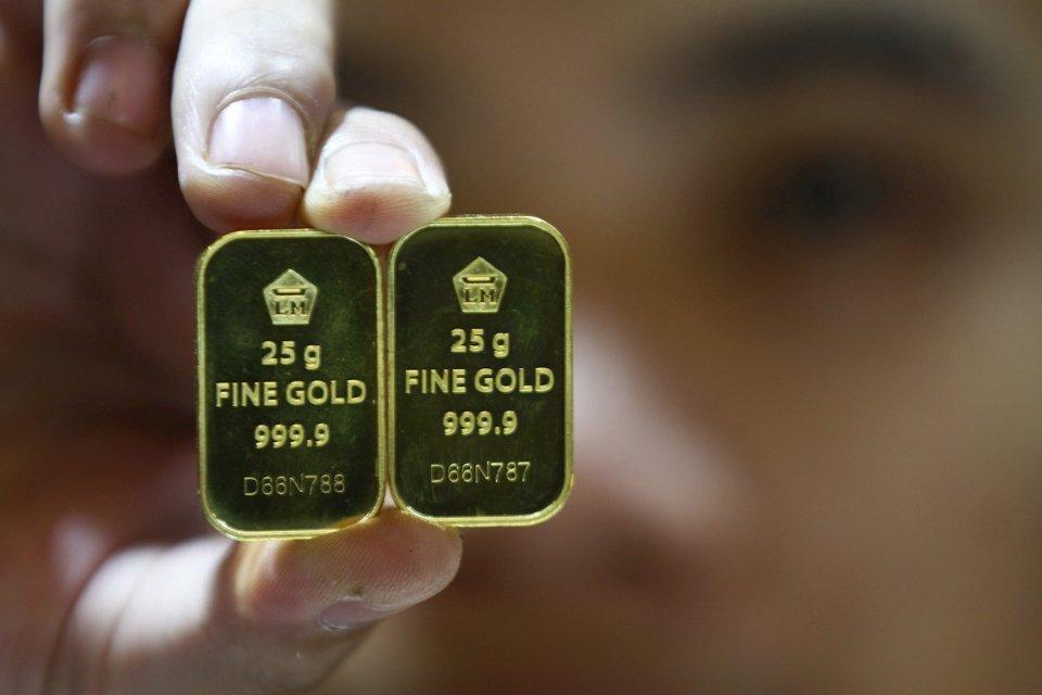 harga emas hari ini, harga emas antam hari ini