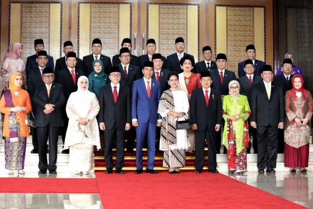 Jokowi DPD investasi