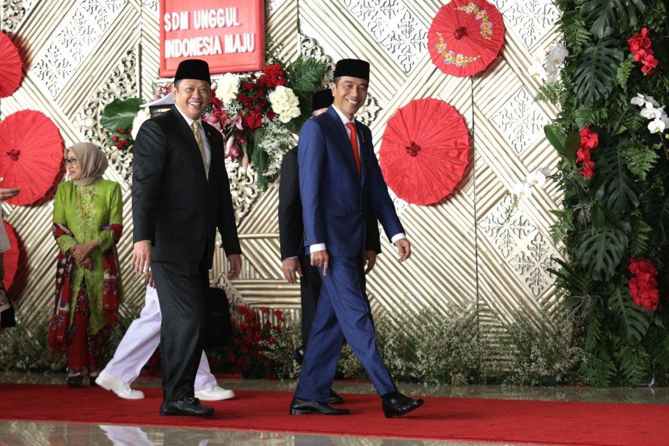 Jokowi pindah ibu kota kalimantan
