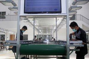 Pabrik Lampu Tenaga Surya Hemat Energi