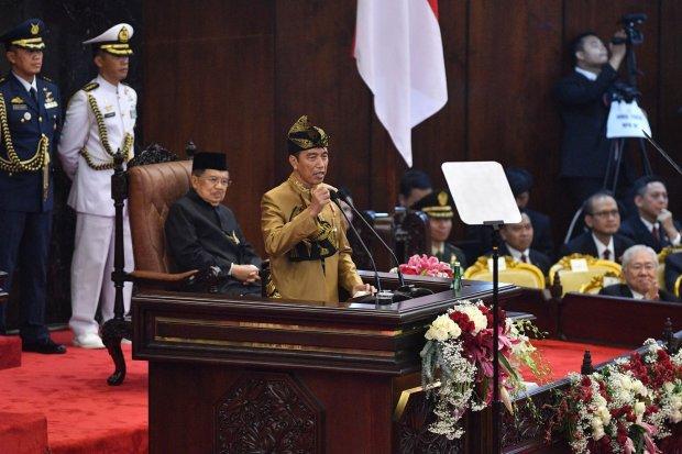 Jokowi hilirisasi industri untuk mengurangi impor