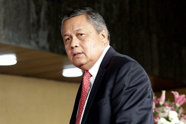 gubernur bi perry warjiyo, inflasi, iuran bpjs kesehatan