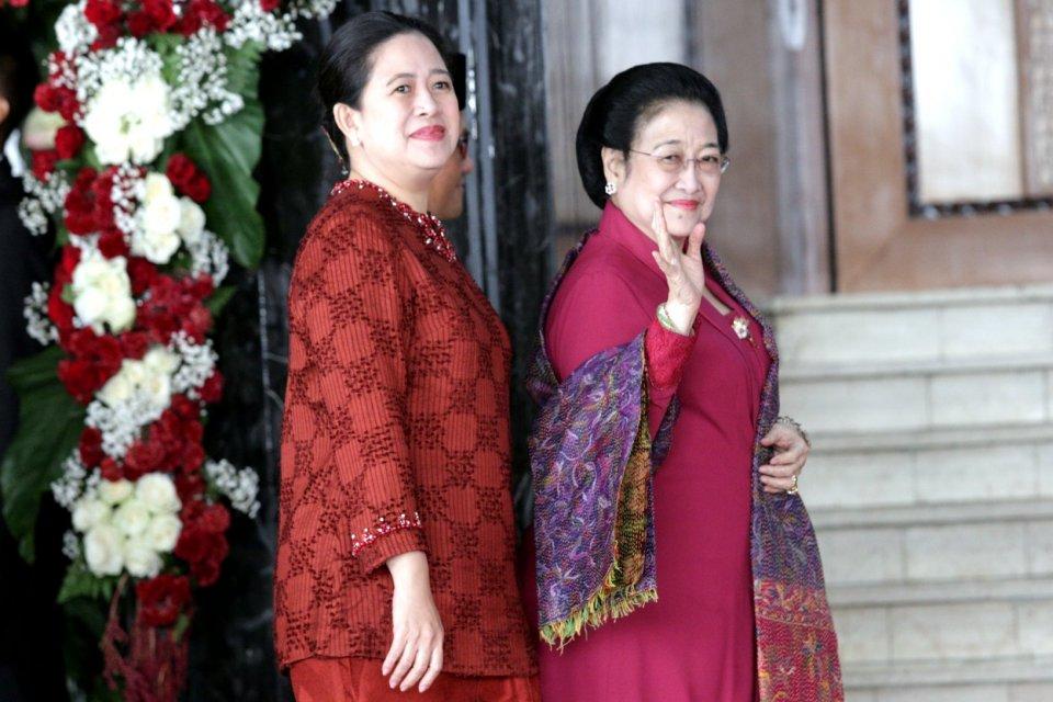 Puan Maharani Ketua DPR