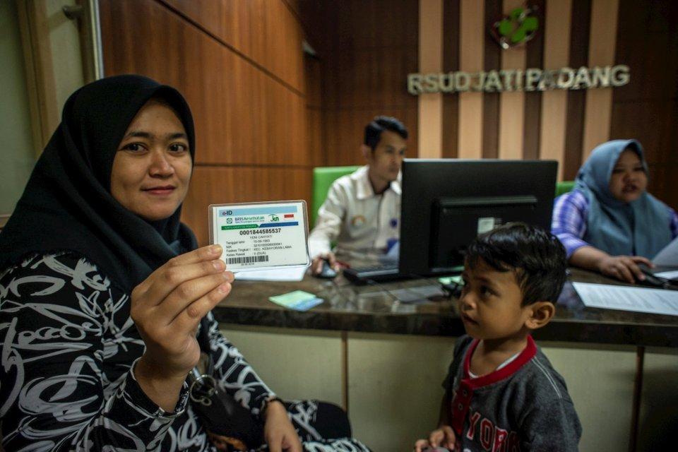 defisit BPJS, dana jaminan kesehatan nasional