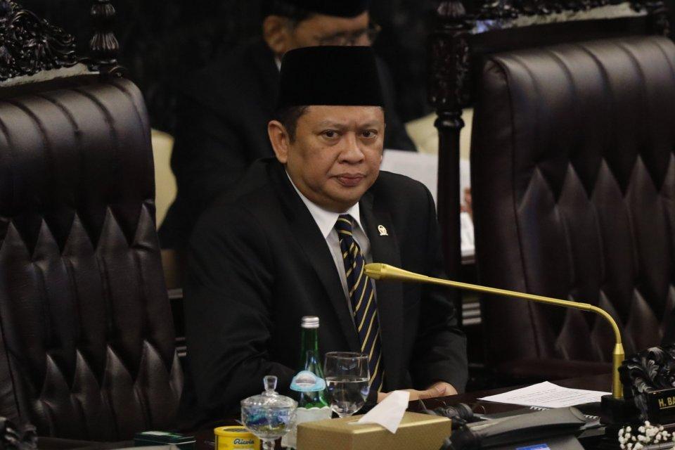 PDIP mendukung Bambang Soesatyo maju sebagai ketua MPR dengan sejumlah syarat.