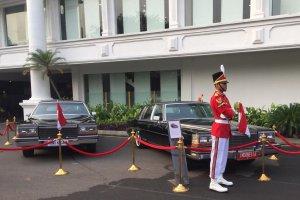 mobil dinas presiden