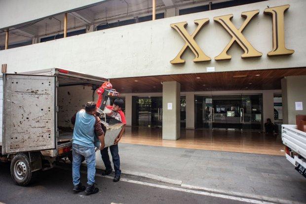 bioskop XXI tutup, Taman Ismail Marzuki (TIM), Cikini