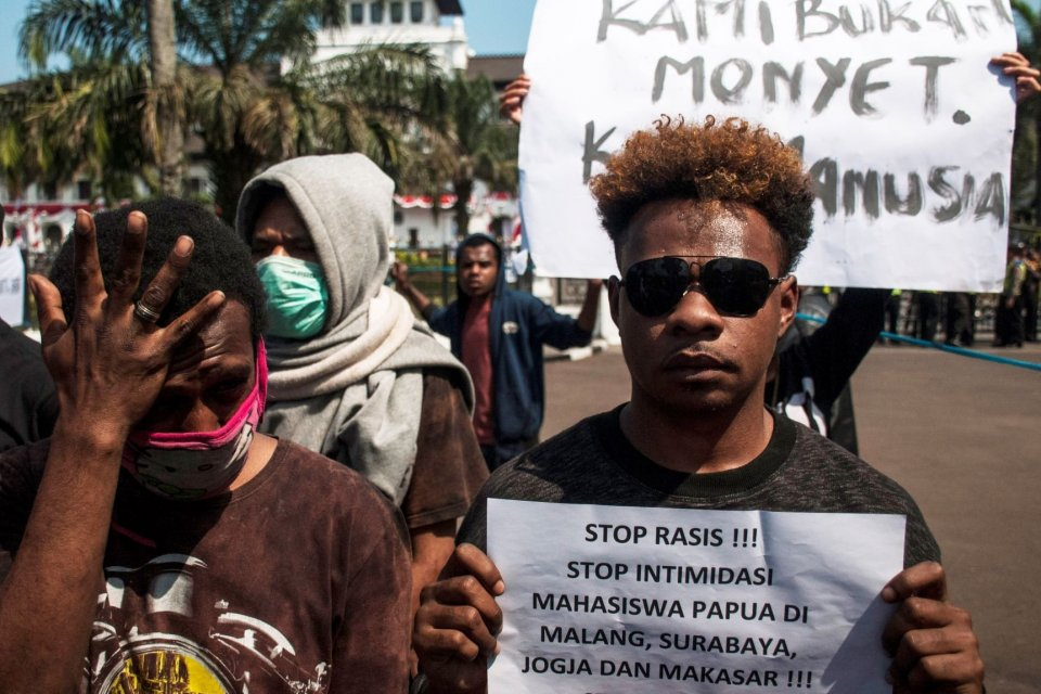 rasisme papua, papua, warga tertembak di papua