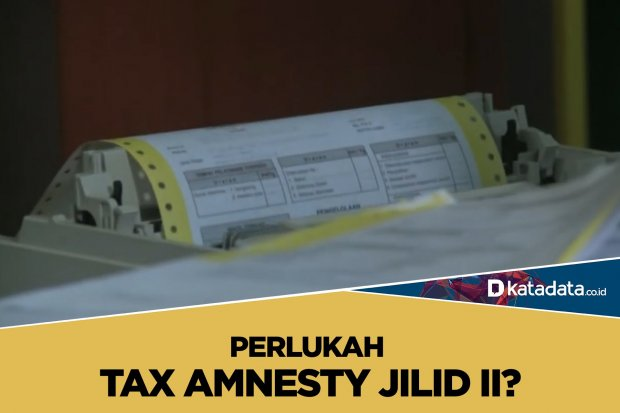 tax amnesty jilid II