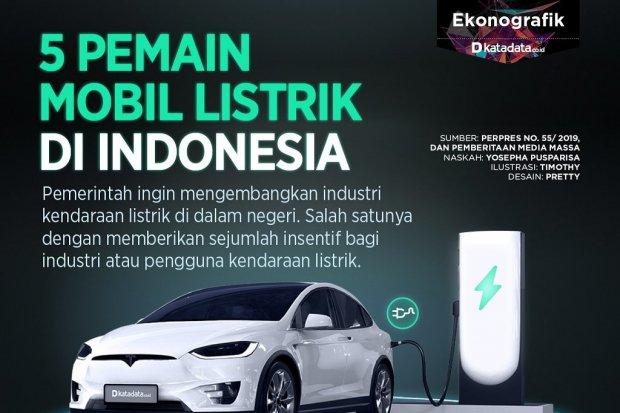 pemain mobil listrik indonesia