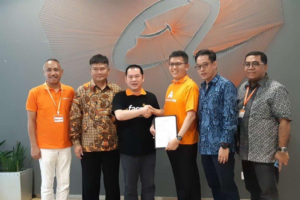 Faspay dan Prahu-Hub berkolaborasi untuk mengatasi tantangan logistik di Indonesia.