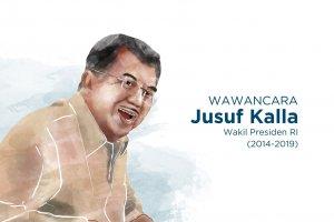 Wawancara Jusuf Kalla