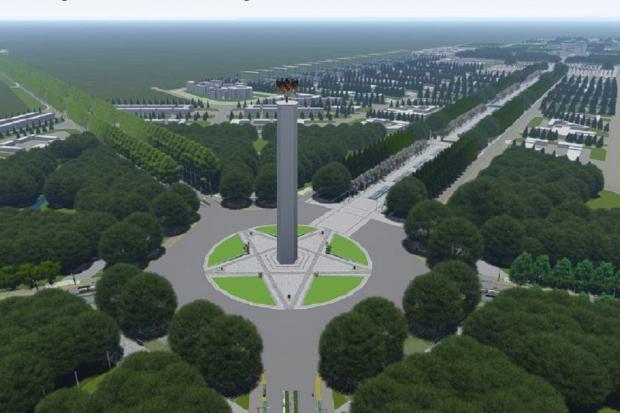 Desain Ibu Kota