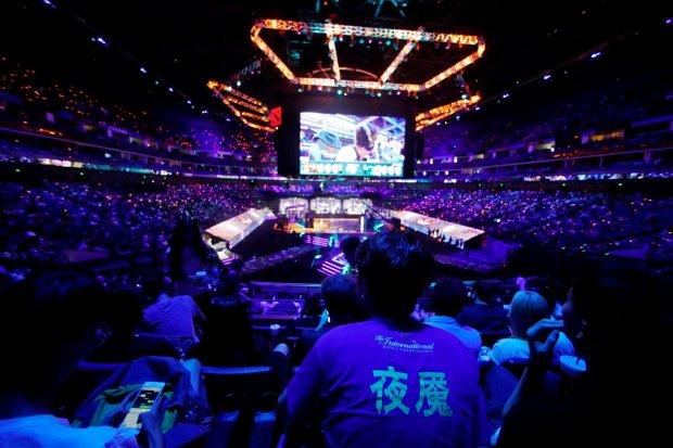 Kejuaraan Dunia E-Sports di Shanghai, Tiongkok