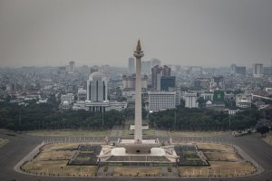 Ilustrasi Kota Jakarta