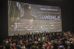 Peluncuran Film Gundala