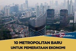 10 metropolitan baru