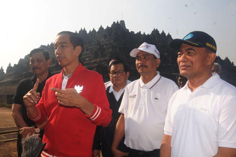 investasi asing, Jokowi