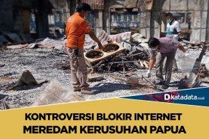 Blokir internet di Papua