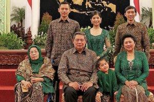 Keluarga Besar Susilo Bambang Yudhoyono