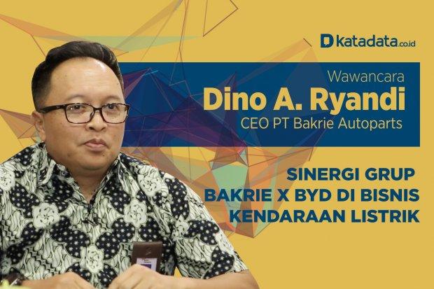 Dino Ryandi Bakrie Autoparts