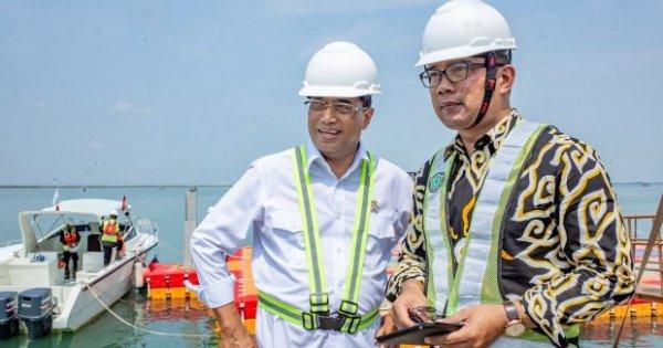 IPCM Jasa Armada Raih Rekomendasi Pelayanan Kapal di Pelabuhan Patimban - Berita Katadata.co.id