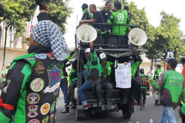 Gojek Malaysia, demo gojek, demo ojek online