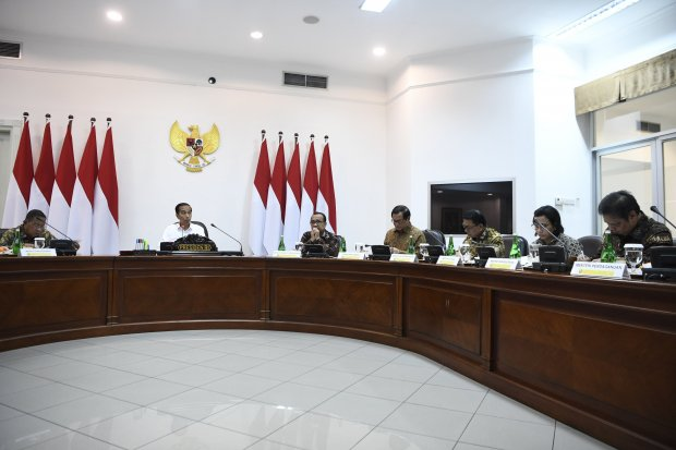 Jokowi, Kabinet, Industri 4.0.