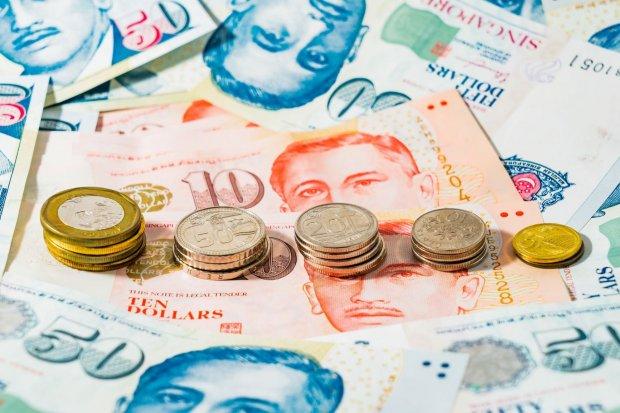 Ilustrasi Dolar Singapura