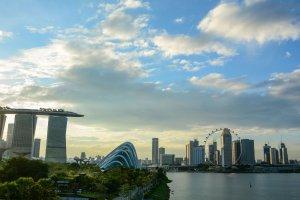 Ilustrasi Ekonomi Singapura