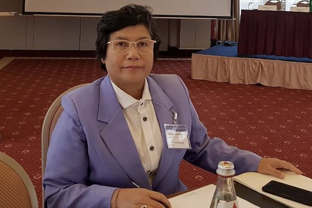 Calon Pimpinan KPK, Lili Pintauli Siregar, profil Lili Pintauli Siregar, Capim KPK, korupsi